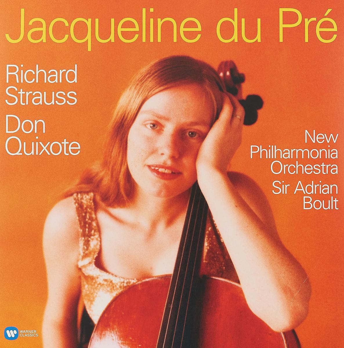 Jacqueline Du Pre. R. Strauss. Don Quixote (LP) don quixote page 7
