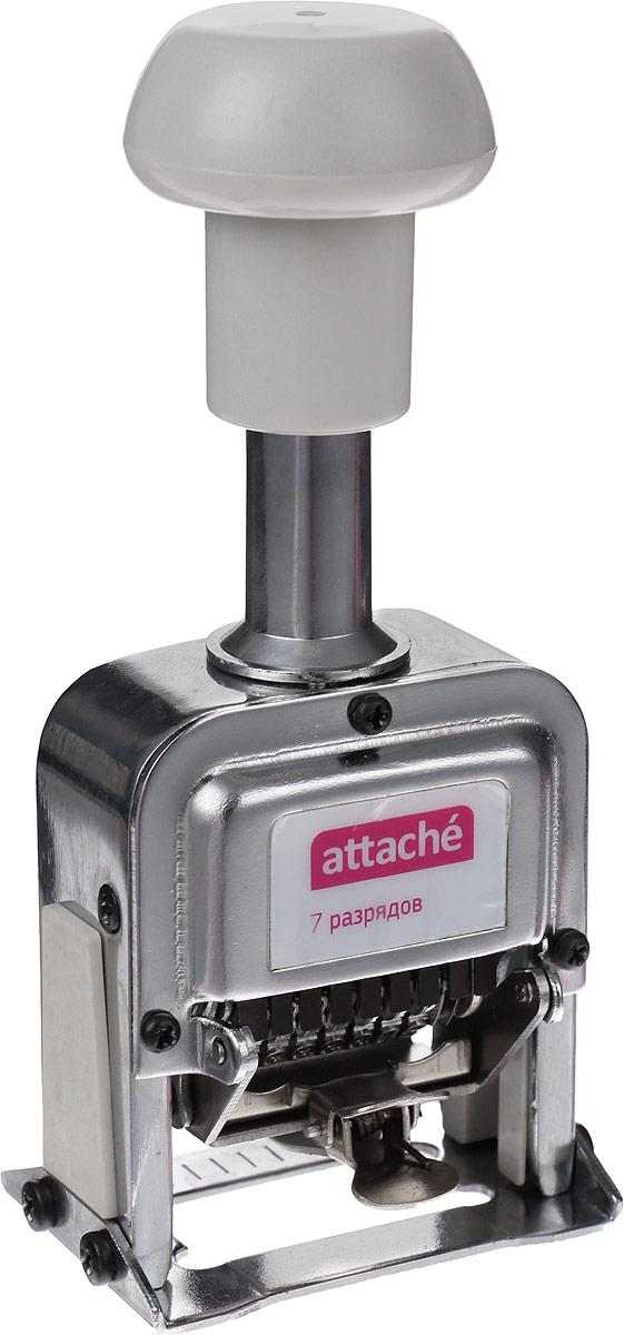 Attache Нумератор семиразрядный 4,8 мм