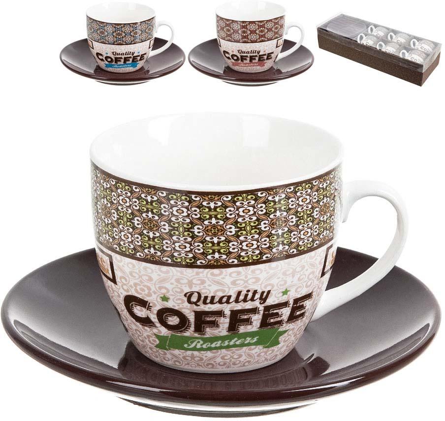 Кофейный набор ENS Group Coffe, 12 предметов кофейный набор weimar симфония золотая 12 предметов