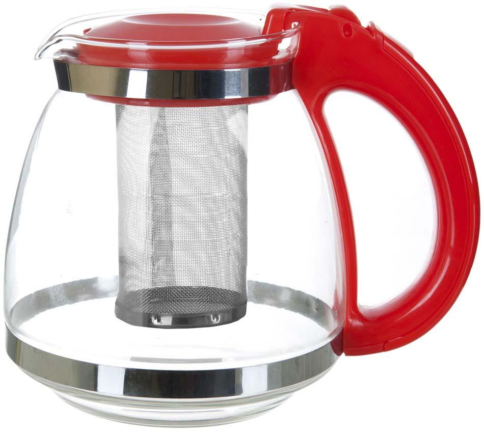 Чайник заварочный BHK, с фильтром, 1,5 л заварочный чайник 1 4 л bhk 5420068