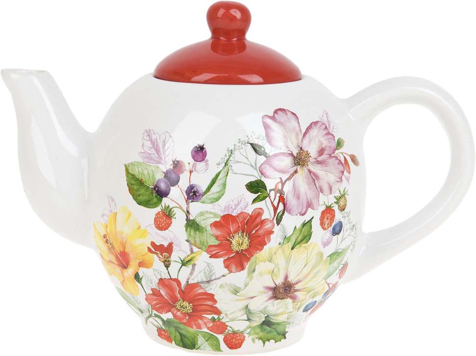 Чайник заварочный Polystar Collection Summer, 1,05 л чайник заварочный polystar collection мимимишки 1 1 л