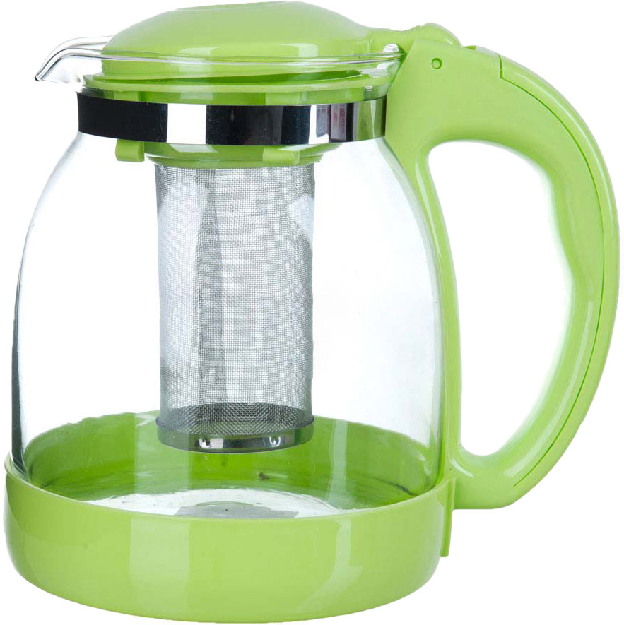 Чайник заварочный BHK, фильтром, 1,8 л заварочный чайник 1 4 л bhk 5420068
