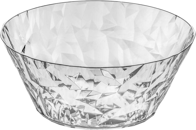 """Салатник Koziol """"Superglas Club"""", цвет: прозрачный, 3,5 л"""