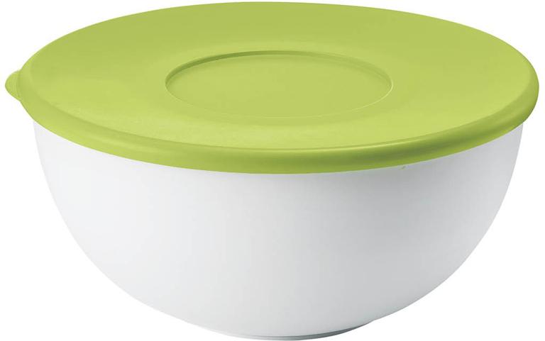 """Контейнер """"My Kitchen"""", цвет: зеленый, 9,4 х 20 х 20 см"""