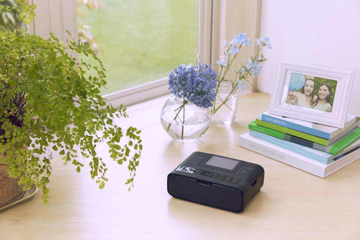 Сублимационный фотопринтер Canon Selphy CP1300, Black Canon