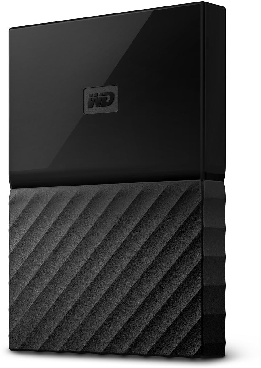 WD My Passport 2TB, Black внешний жесткий диск (WDBLHR0020BBK-EEUE) цена и фото