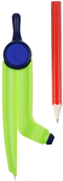 Perfecta Циркуль Козья ножка цвет зеленый 11,2 см цены