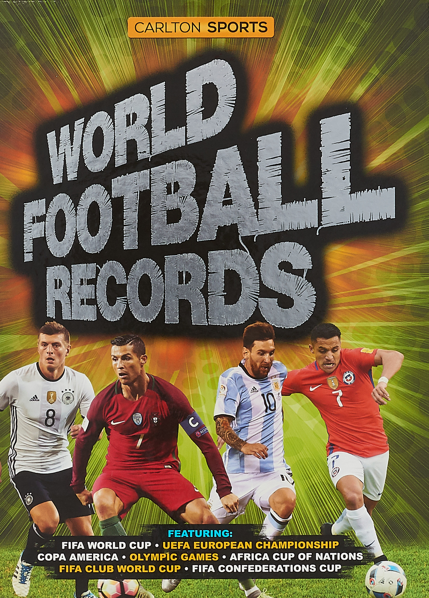 World Football Records бейсболка fifa confederations cup russia 2017 fifa confederations cup russia 2017 fi027cuudv45