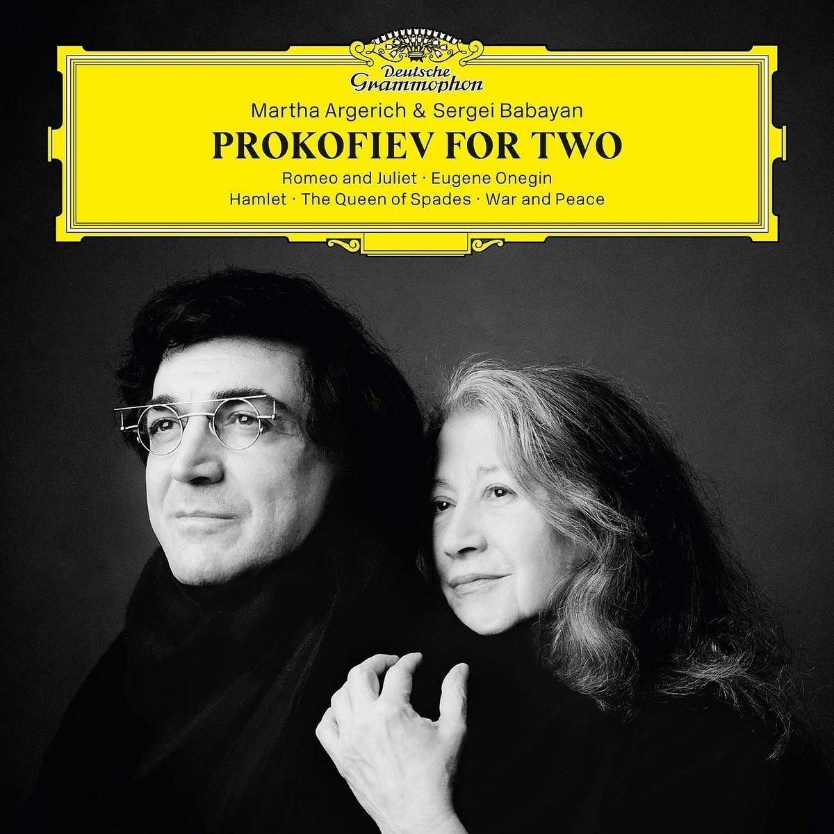 цена на Марта Аргерих,Сергей Бабаян Martha Argerich, Sergei Babayan. Prokofiev: 12 Movements From Romeo And Juliet (2 LP)