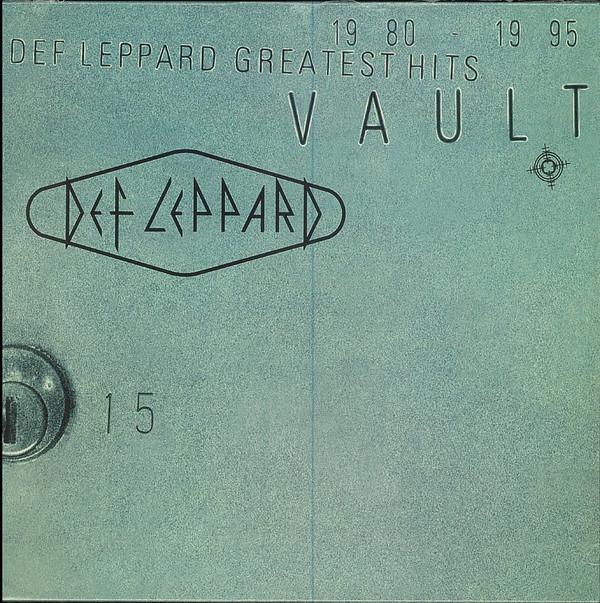 Def Leppard Def Leppard. Vault: Def Leppard's Greatest Hits (2 LP) маска для сноуборда von zipper feenom nls tru def chrome