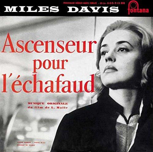 Майлз Дэвис Miles Davis. Ascenseur Pour L'echafaud (3 LP) miles edgeworth 3