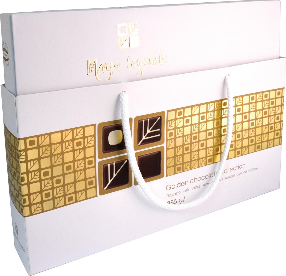 Коммунарка Легенды майя набор конфет цвет белый, 385 г flis happy moka кофейные глазированные конфеты 140 г