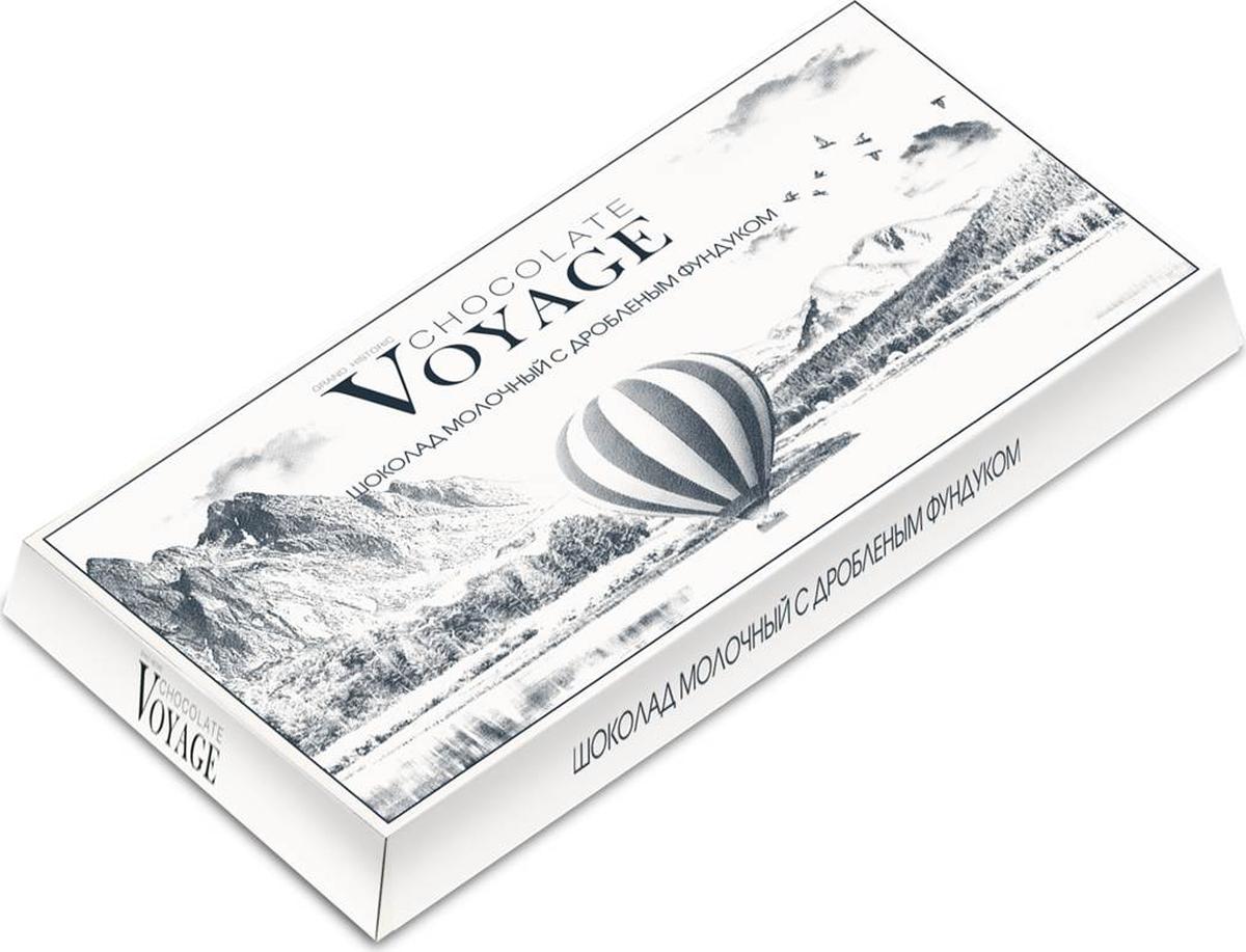 Спартак Grand Historic Voyage шоколад молочный с дробленым лесным орехом, 200 г спартак шоколад молочный 500 г