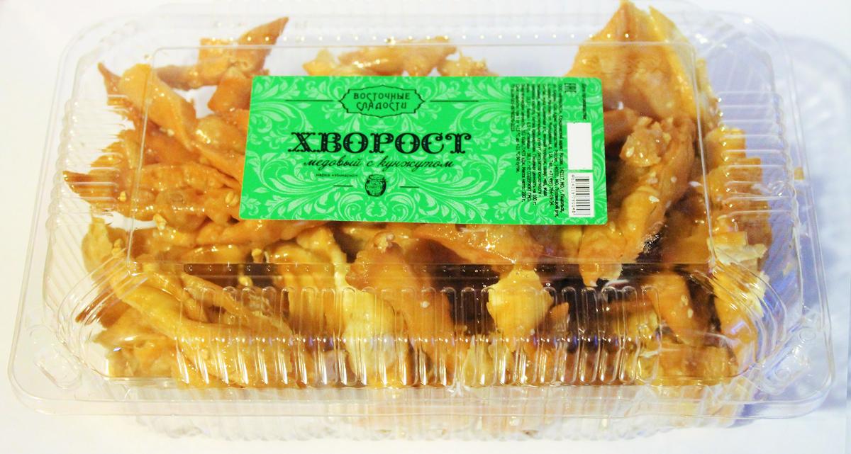 Восточные сладости Хворост с кунжутом, 200 г картаев павел восточные сладости