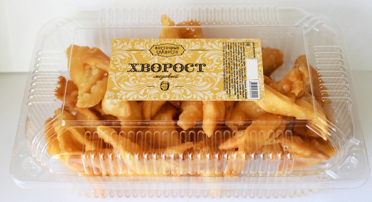 Восточные сладости Хворост медовый, 200 г торт marlenka медовый с какао 100 г