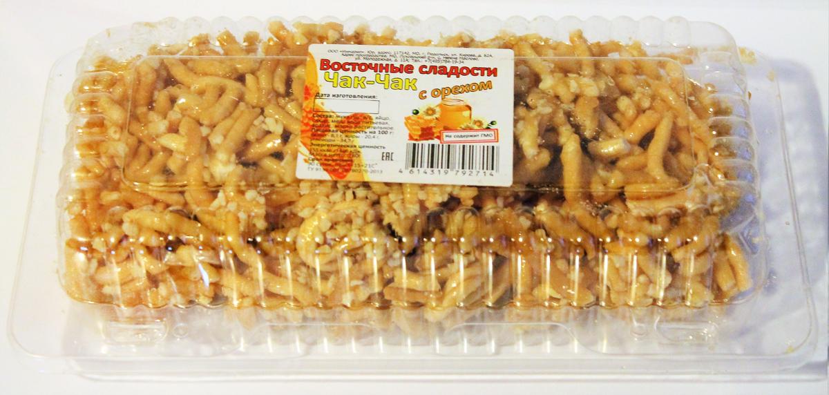 Восточные сладости ЧАК-ЧАК с орехом, 180 г цена