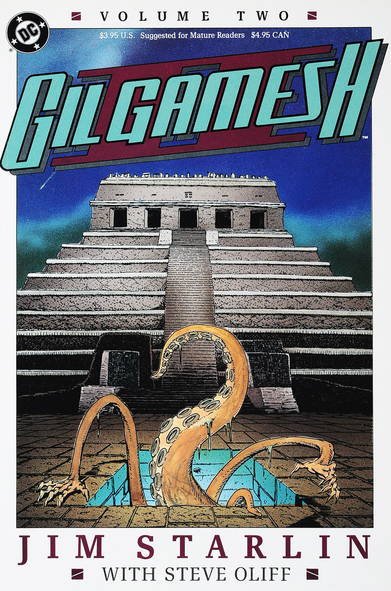 James (Jim) Starlin, Steve Oliff Gilgamesh II #2