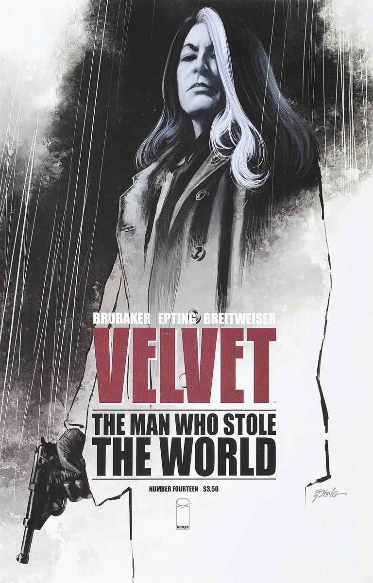 Ed Brubaker, Steve Epting Velvet #14 charles epting silent film quarterly issue 5