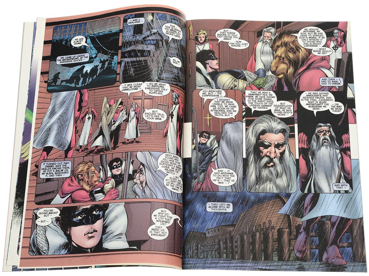 Kurt Busiek's Astro City #9 1: new Confessor (Altar Boy) A:...
