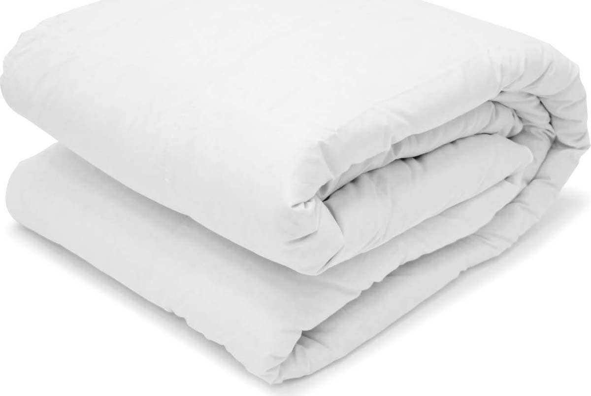 Одеяло Сlassic by T Шале, наполнитель: пух, цвет: белый, 140 х 200 см одеяло сlassic by t белый чай наполнитель полиэфирное волокно цвет голубой 140 х 200 см