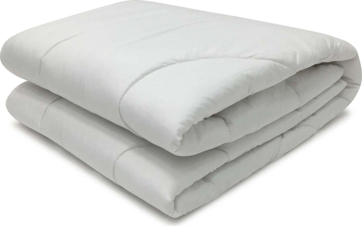 Одеяло Сlassic by T Eucalyptus, наполнитель: эвкалиптовое волокно, полиэфирное волокно, цвет: белый, 175 х 200 см одеяло легкое william roberts sensual tencel наполнитель эвкалиптовое волокно 155 х 200 см