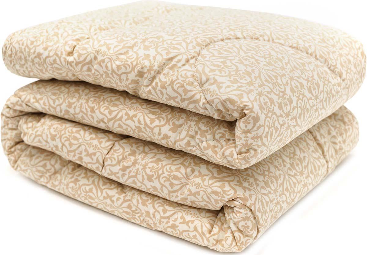 Одеяло Сlassic by T Ренессанс, наполнитель: овечья шерсть, полиэфирное волокно, цвет: белый, 140 х 200 см одеяло сlassic by t белый чай наполнитель полиэфирное волокно цвет голубой 140 х 200 см