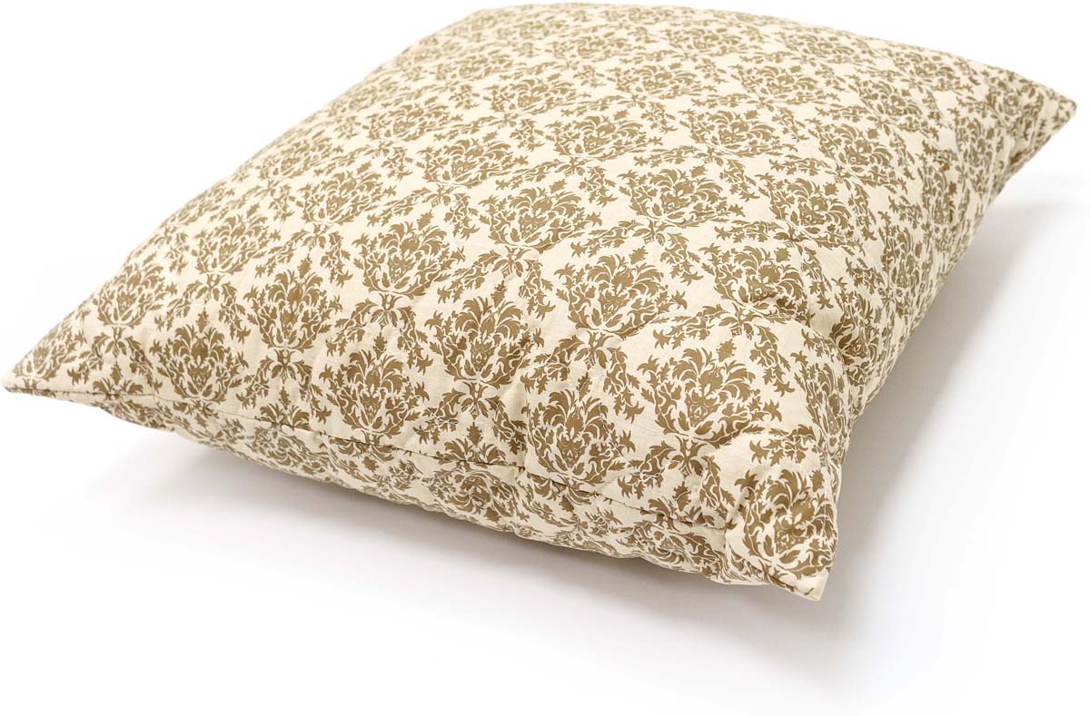 Подушка Сlassic by T Саванна, стеганая, наполнитель: полиэфирное волокно, цвет: экрю, 70 х 70 см подушка сlassic by t саванна стеганая наполнитель полиэфирное волокно цвет экрю 70 х 70 см