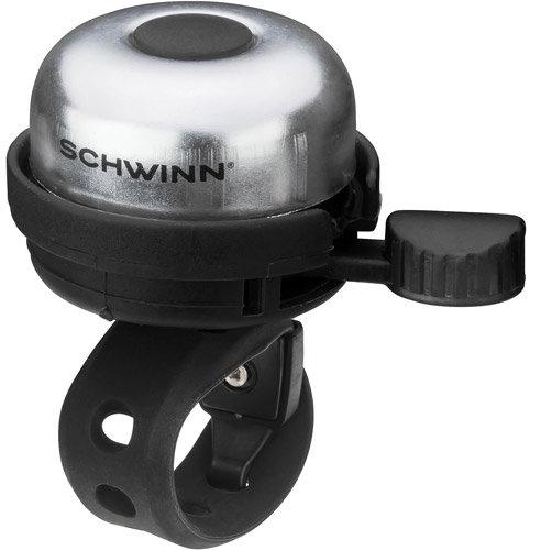 Звонок велосипедный Schwinn Tool Free Bell, установка без инструментов, цвет: черныйSW77672-4В условиях плотного городского трафика, где велосипедист двигается рядом с пешеходами, он должен оповещать о своем присутствии для сохранения безопасности движения. Звонкий мелодичный звук велозвонка Schwinn Tool-Free эффективно оповестит окружающих о вашем приближении. Звонок устанавливается без инструментов и не требует снятия грипс. Рекомендуем!