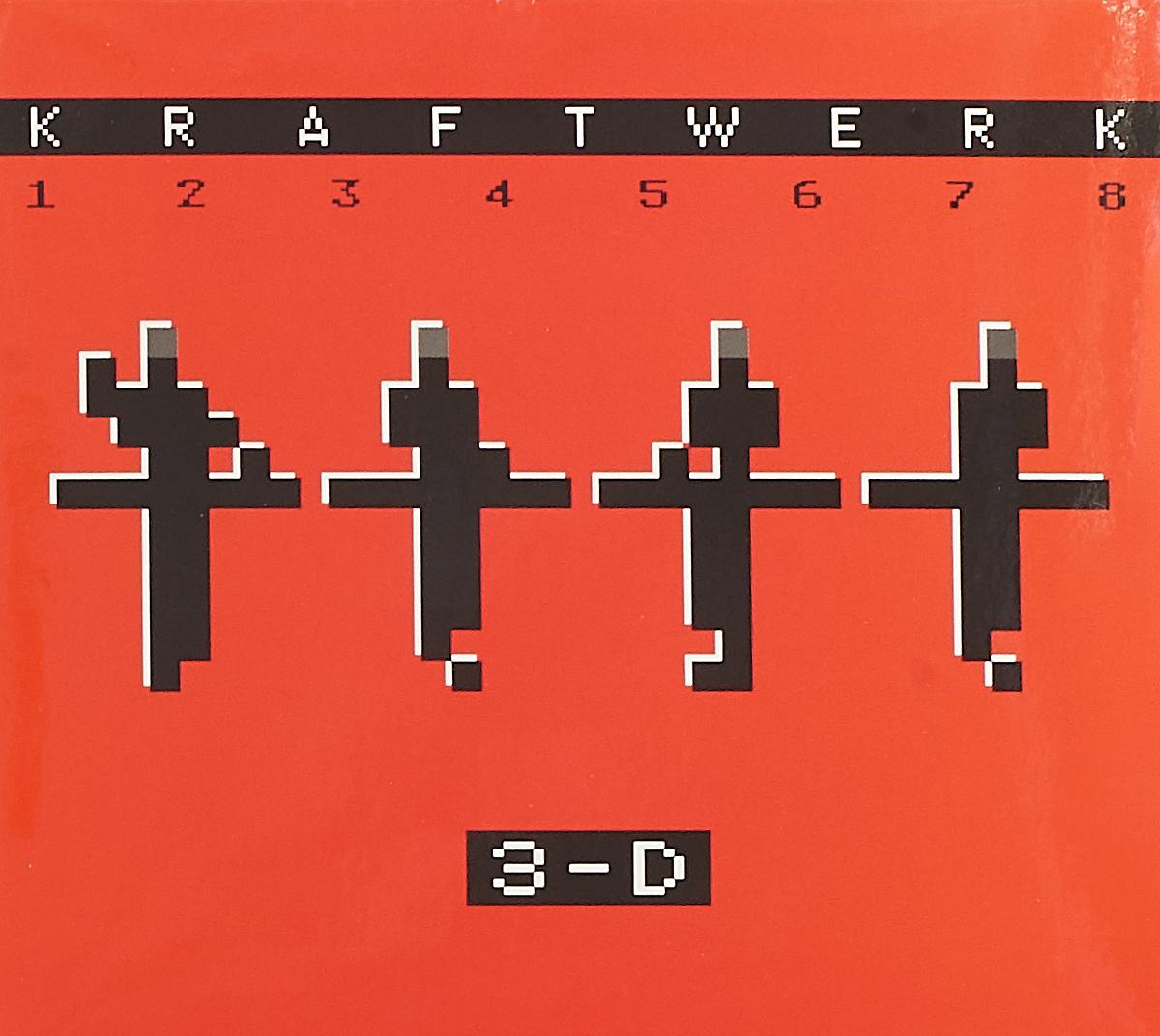 Kraftwerk Kraftwerk. 3-D