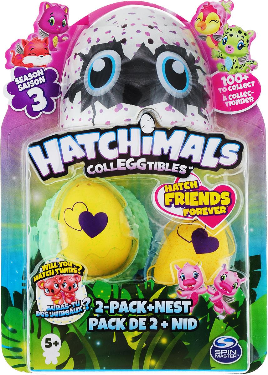 Hatchimals Коллекционная фигурка 3 сезон 2 шт фигурка hatchimals hatchimals colleggtibles водная мини горка 6045503