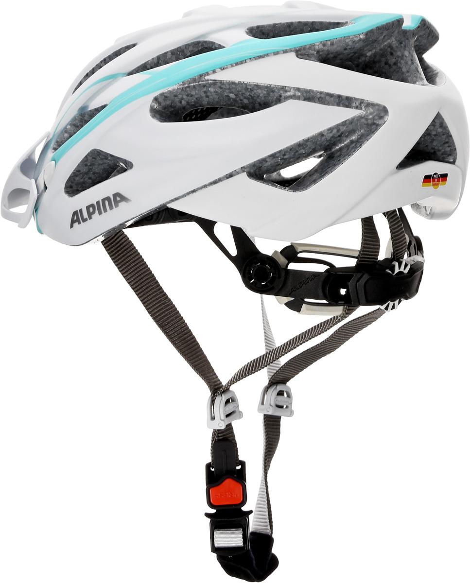 Велошлем Alpina