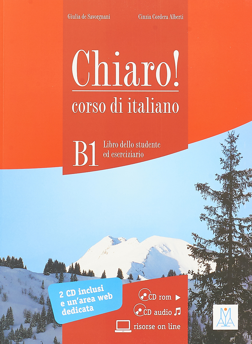 Chiaro. Level B1 (Libro + CD Rom + CD Audio)