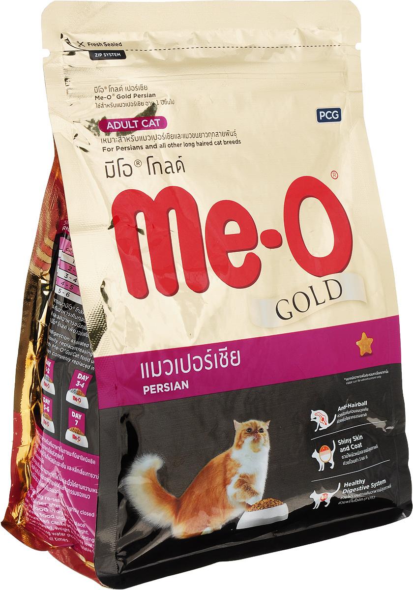 Корм сухой для кошек PCG Ме-О Gold, для персидских и длинношерстных, 400 г корм сухой для кошек pcg ме о gold для персидских и длинношерстных 400 г