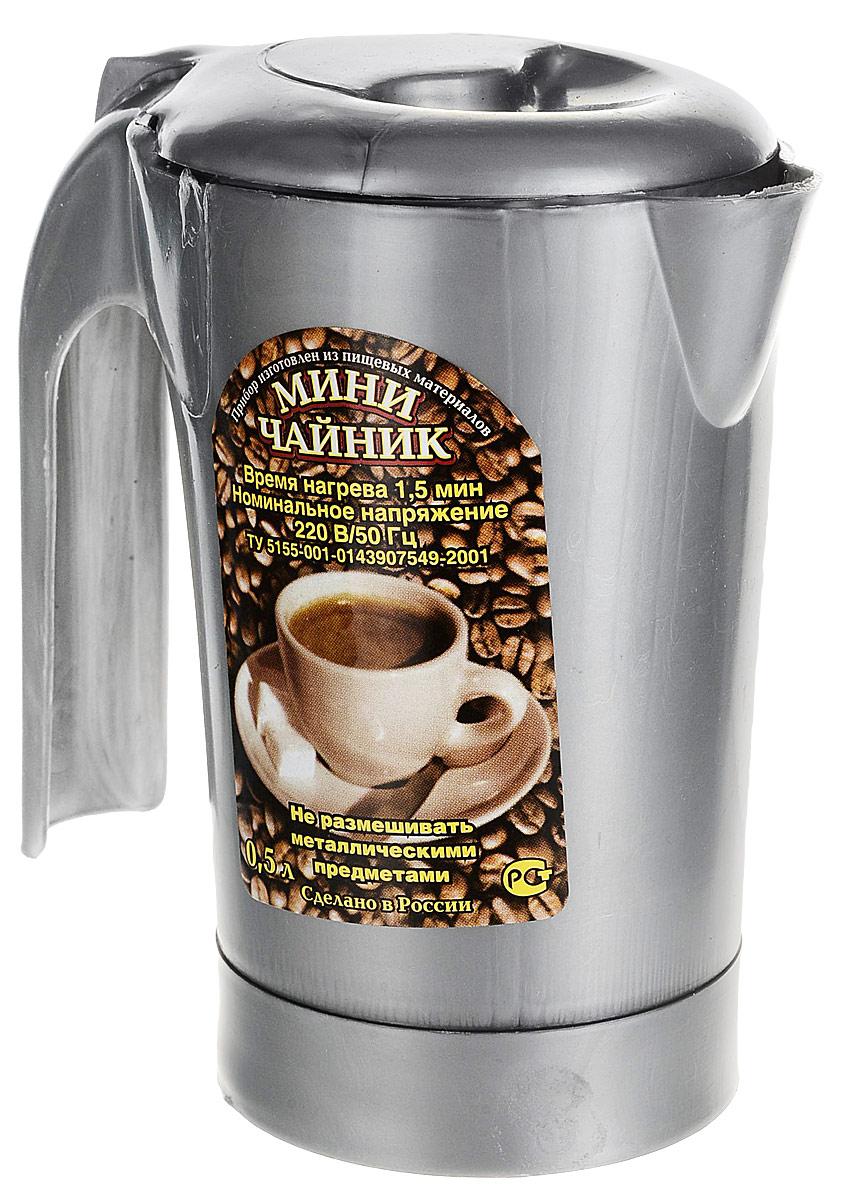 лучшая цена Электрический чайник Zimber ZM-1235, Gray