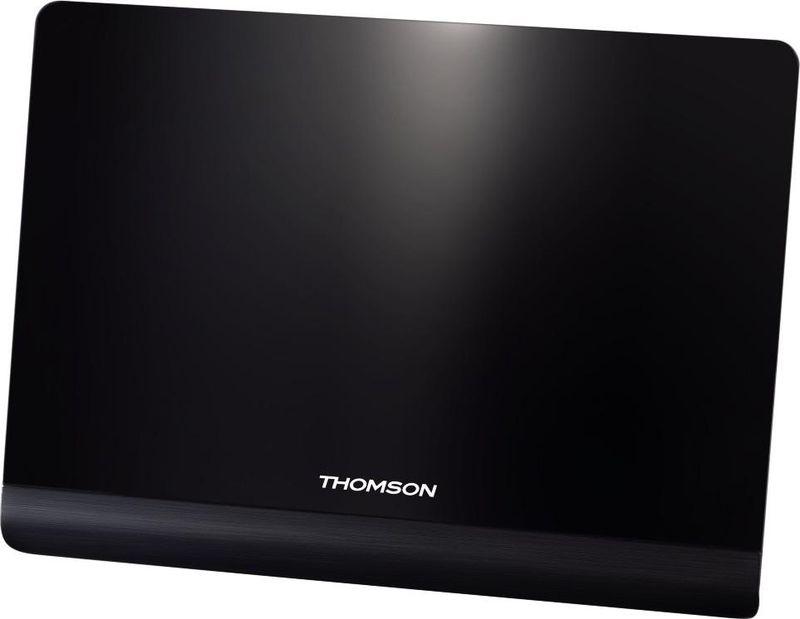 Комнатная ТВ-антенна Thomson ANT1425 DVB-T/DVB-T2 активная thomson antusb300 dvb t dvb t2 комнатная тв антенна активная