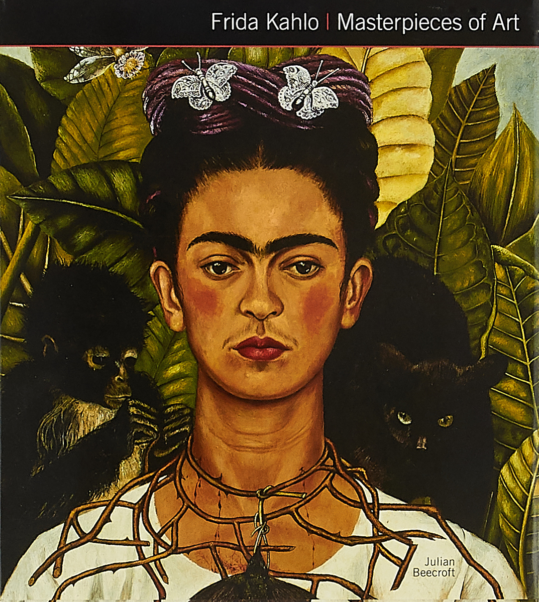 Frida Kahlo. Masterpieces of Art quality of life of children suffering from sickle cell anemia