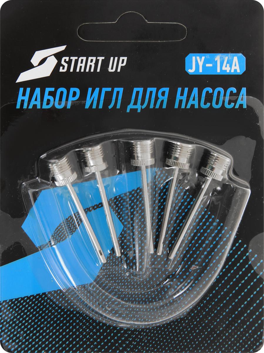 Набор игл для насоса Start Up, 5 шт. JY-14A набор игл для насоса нантонг зонги jy 14b