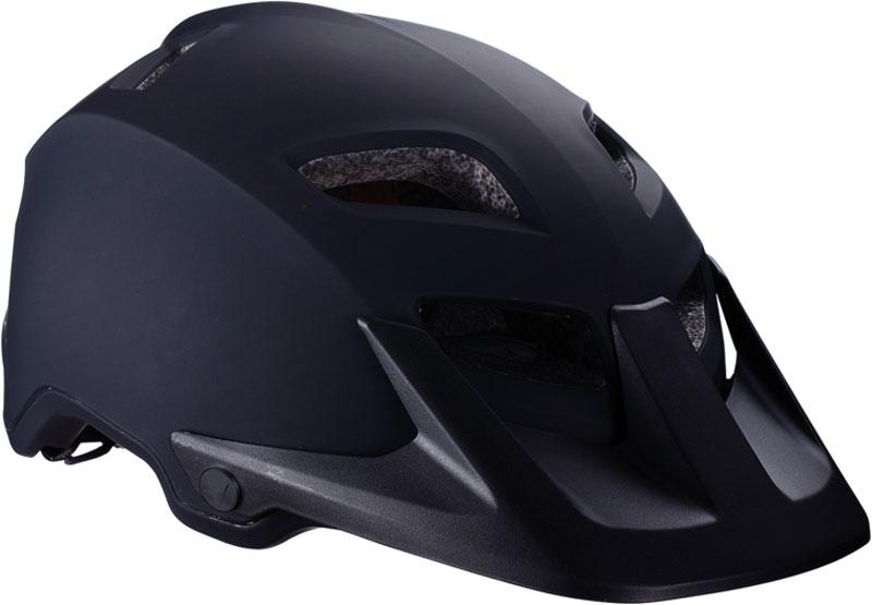 цена на Велошлем BBB 2018 Ore, цвет: черный матовый. Размер L