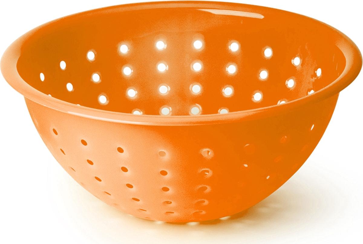 """Дуршлаг Sagad """"Пикник"""", цвет: оранжевый"""