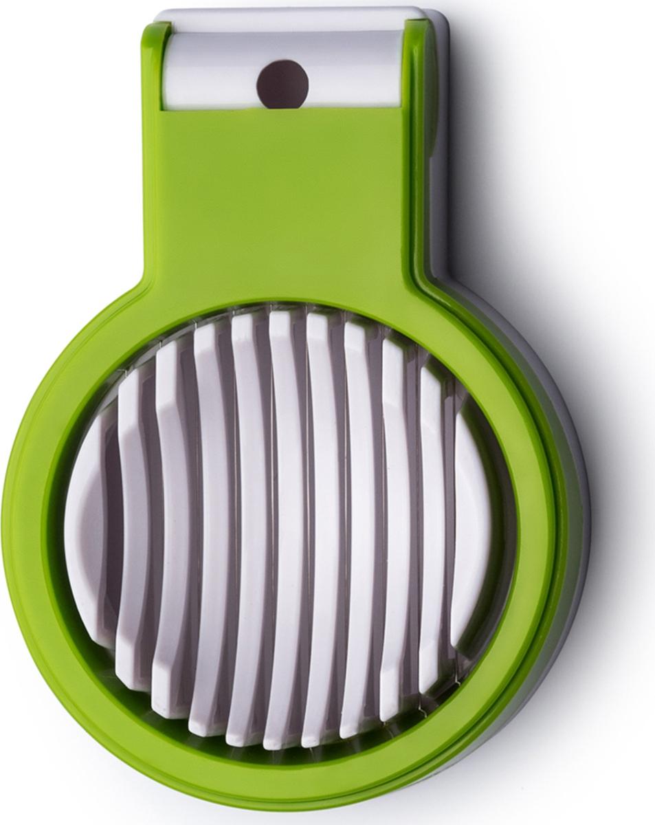 """Яйцерезка Atmosphere """"Веселая кухня"""" , цвет: зеленый. AT-K197"""