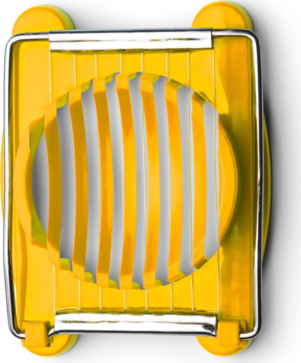 """Яйцерезка Atmosphere """"Веселая кухня"""" , цвет: желтый. AT-K231"""