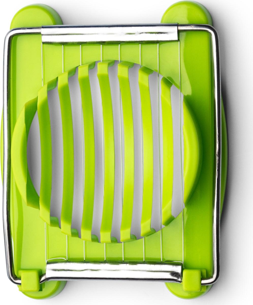 """Яйцерезка Atmosphere """"Веселая кухня"""" , цвет: зеленый. AT-K231"""