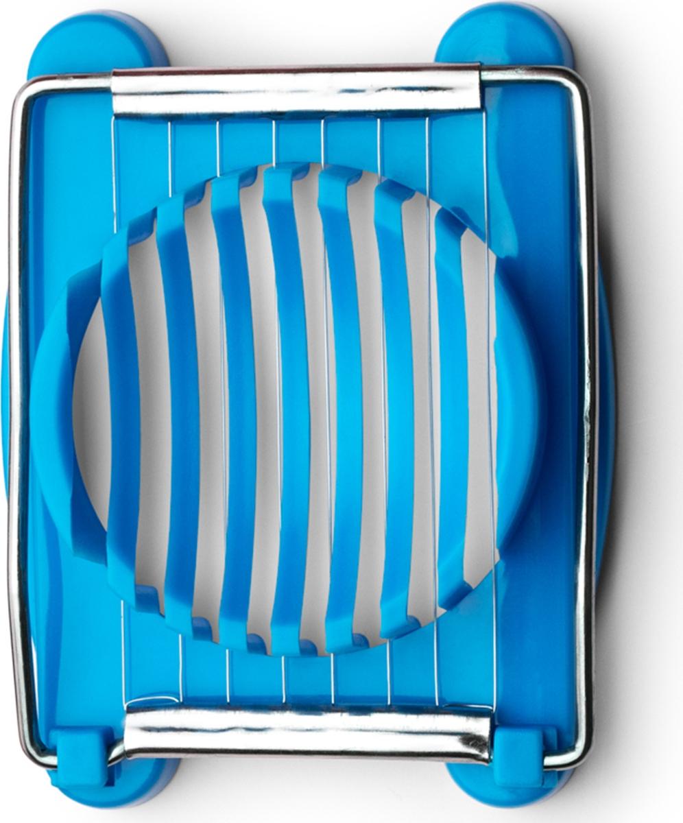 """Яйцерезка Atmosphere """"Веселая кухня"""" , цвет: голубой. AT-K231"""
