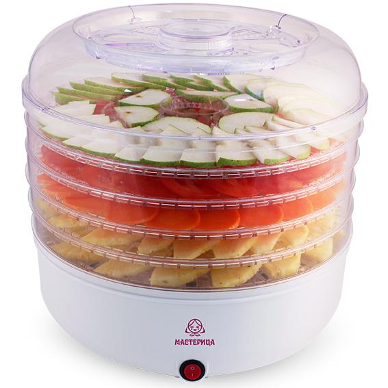 Фото - Мастерица СШ-0105, White сушилка для овощей и фруктов сушилка для овощей и фруктов mystery