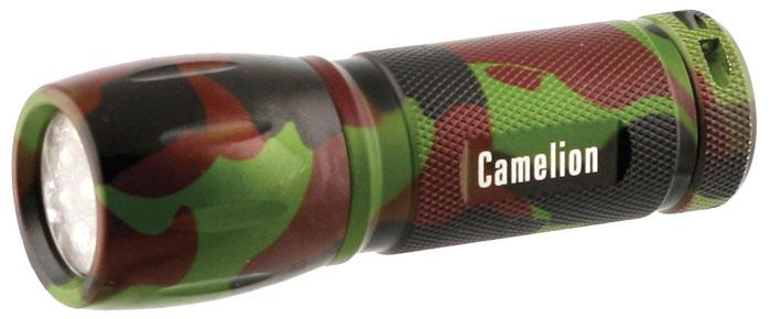 цена на Ручной фонарь Camelion 7546, зеленый