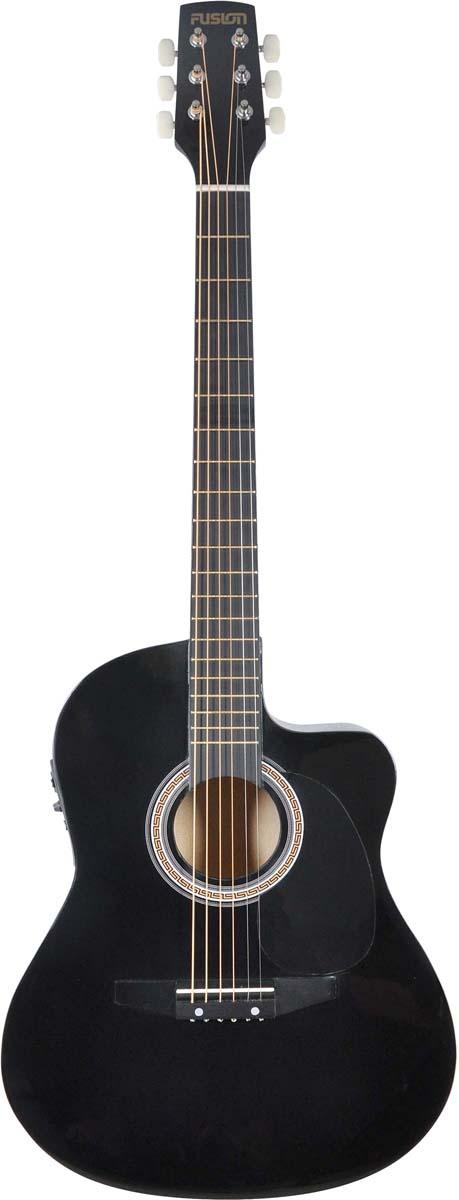 лучшая цена Fusion JCA 205C электроакустическая гитара