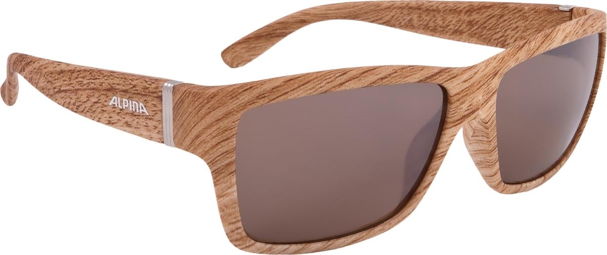 Солнцезащитные очки Alpina Kacey, цвет оправы: коричневый4003692254405Alpina KACEY - стильные солнцезащитные очки со 100% защитой от ультрафиолета. Специальное керамическое покрытие защищает линзы от царапин и повреждений, дольше сохраняя внешний вид. Особенности: - линзы обеспечивают 100% защиту от ультрафиолета - защитное керамическое покрытие против царапин - возможность установить оптические линзы Характеристики: - категория защиты: S3 - сменные линзы: нет