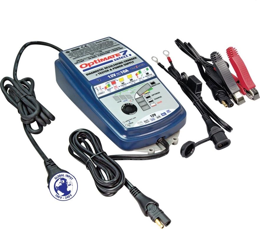 Зарядное устройство OptiMate 7 Select. TM250