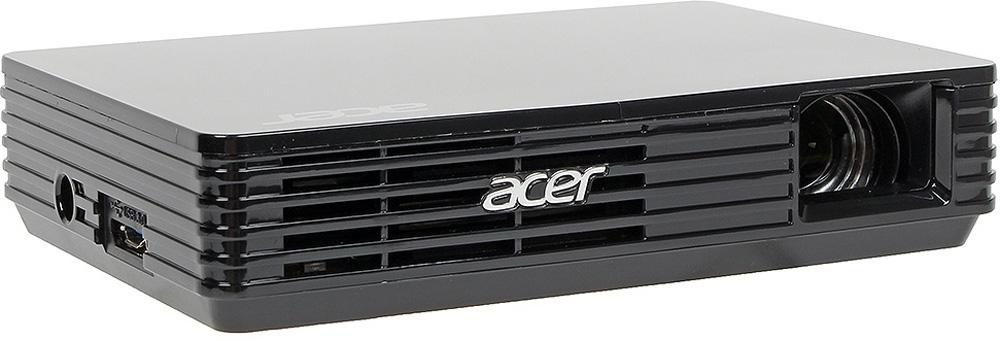 Acer C120 DLP, Black портативный проектор