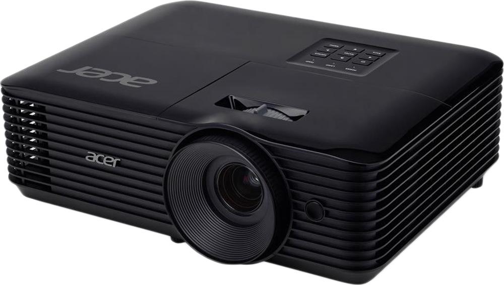 лучшая цена Мультимедийный проектор Acer X118H DLP, Black